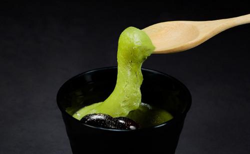 お餅新食感プリン 餅々乃ドルチェ「宇治抹茶 黒豆きな粉」