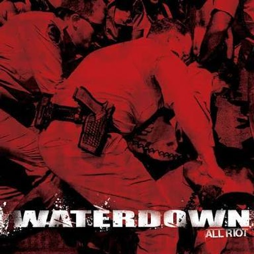 【USED】WATERDOWN / ALL RIOT