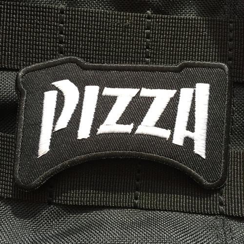 """dontreallycare""""PIZZA PATCH"""""""