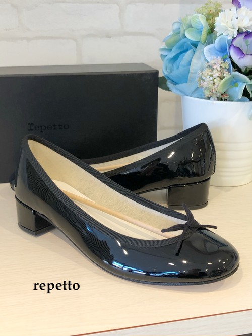 repetto(レペット)/Camilleパンプス/00511(BK)