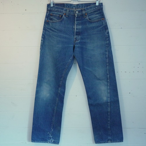 "Levi's 1980's 501 ""Red Line"" W31"