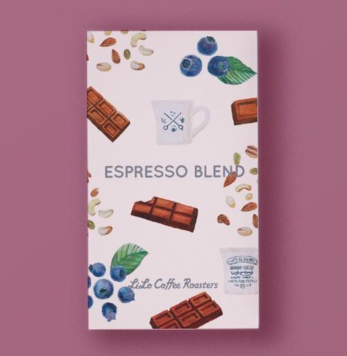 140g with 黒船 エスプレッソブレンド Espresso Blend