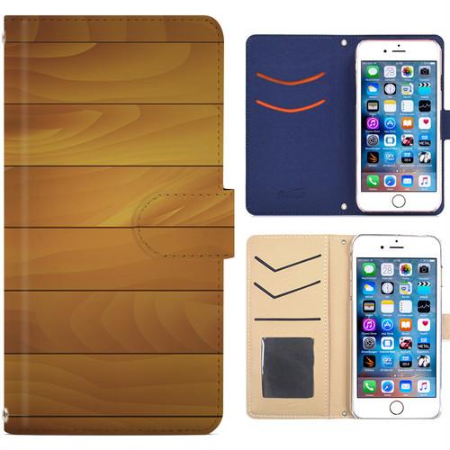 全機種対応 手帳型ケース iPhone Xperia Zenfone Aquos Galaxy Arrows Huawei Digno Raijin JDC236wood