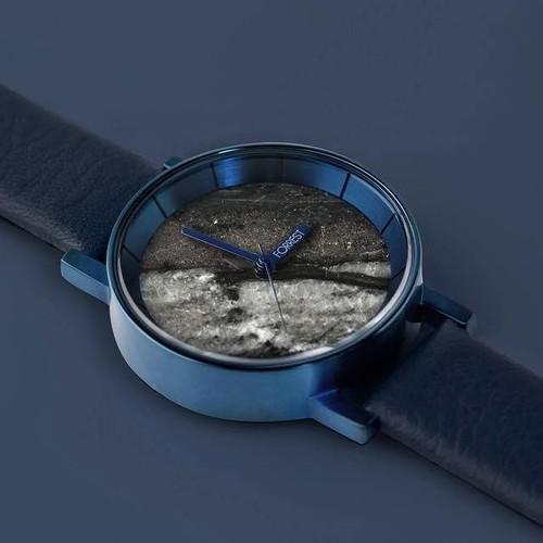 森の腕時計(Ultramarine Stone)