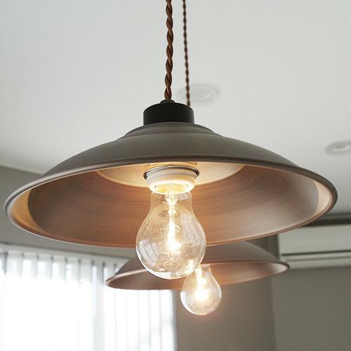 ペンダントライト 照明器具 Tyler(銅ブロンズ) スチール LED対応