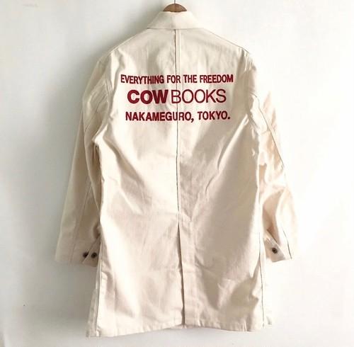 "COWBOOKS""Vender coat"""