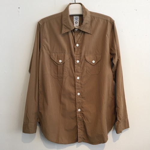 【POST O'ALLS】CRUZER SHIRT 2 1256-EK