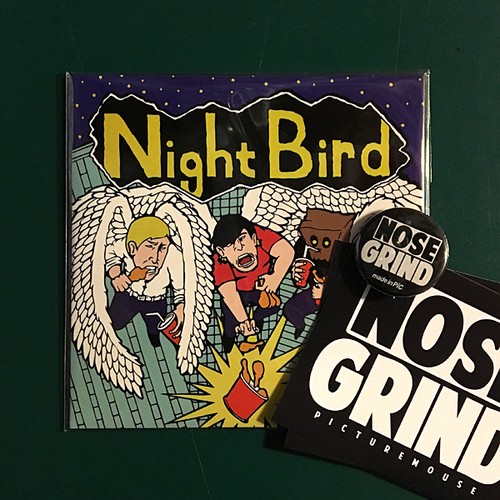 NOSE GRIND / night bird (CD)