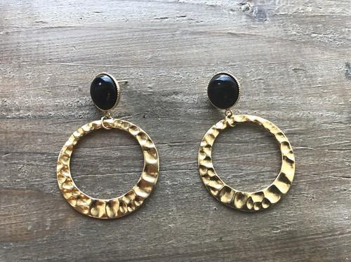 Vintage like bijou earrings