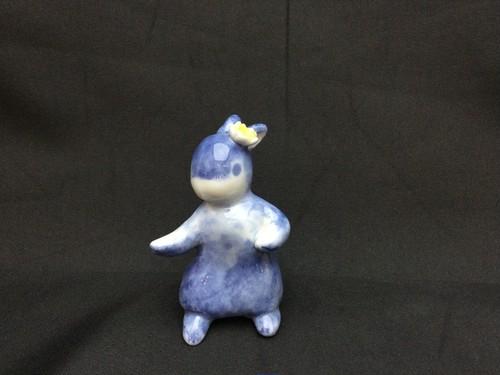 ぶき工房 うさぎの陶人形 フラガール