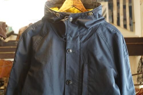 """Barbour navy cotton Jacket """"HARDMARSH"""""""