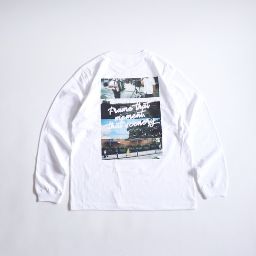 FTMTS LONG SLEEVE TEE (COLLAGE)