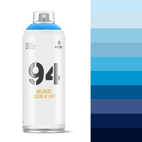 MONTANACOLORS 94 -BLUE COLORS-