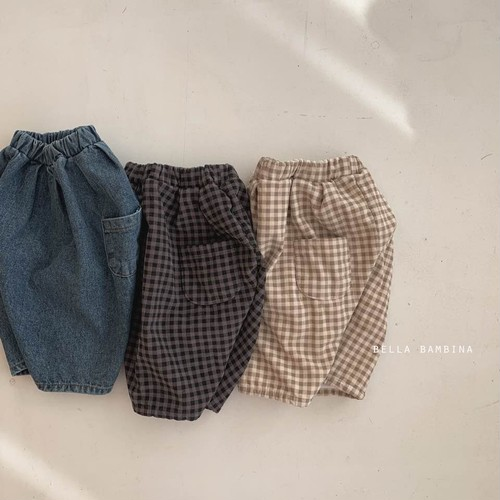 =sold out= warm finger pants〈BELLA BAMBINA〉【baby】