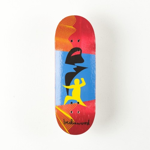 "BerlinWood ""Cowart Space Dance"""