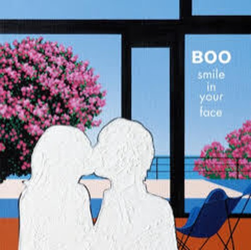 """【RSD/7""""】BOO - smile in your face -Featuring Muro-"""
