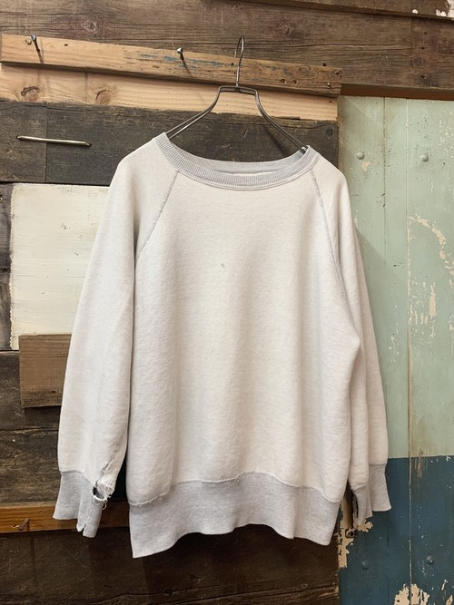 50-60's unknown damege sweat shirt