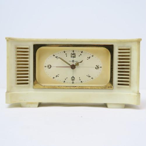 TOYO CLOCK オルゴール付き中型置時計