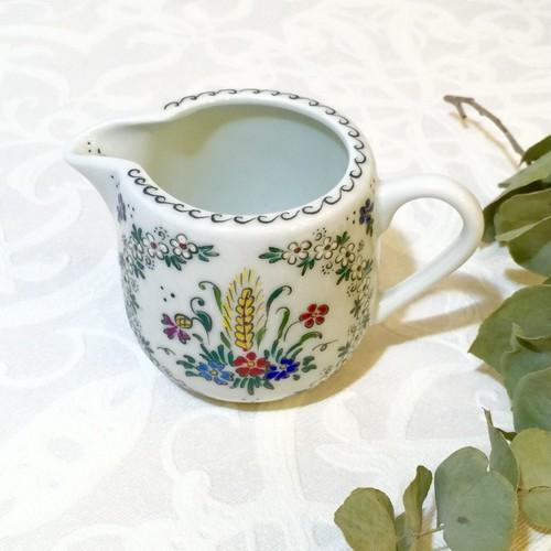 1992 Vintage Handmade Porcelain Milk Pot [CCV-5]