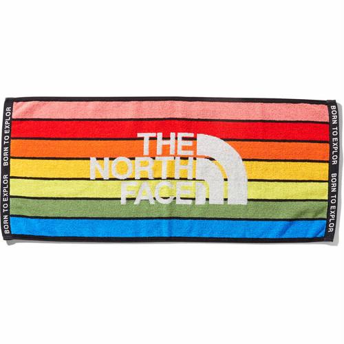 THE NORTH FACE (ザノースフェイス) マウンテンレインボータオル M NNB01906