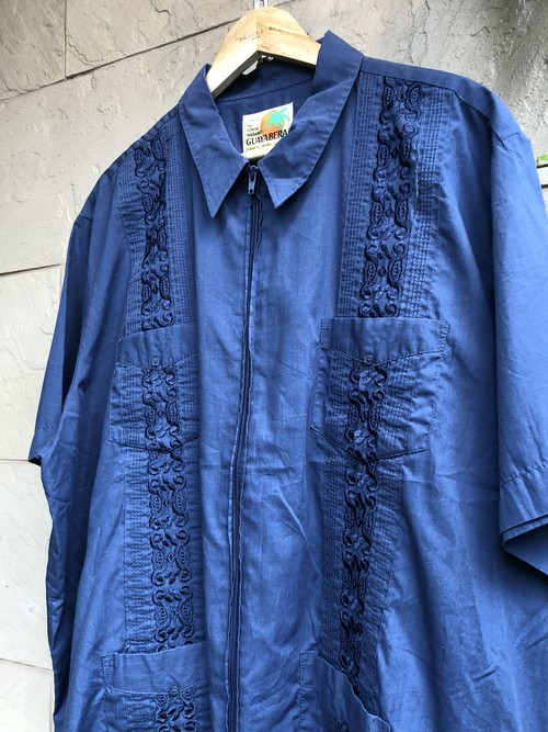 Old S/S cuba shirts 1