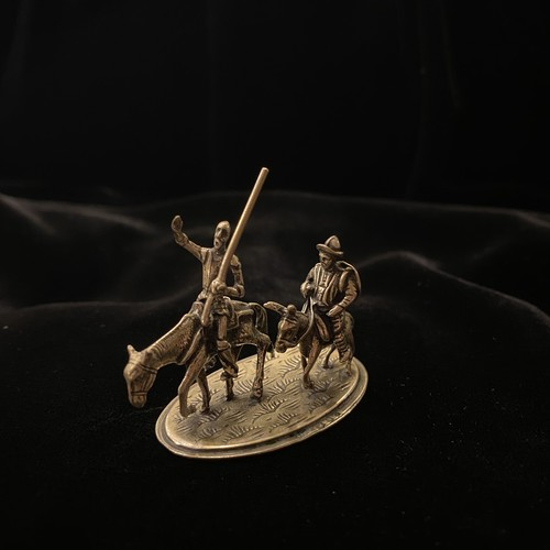 Silver Miniature #05 -The Knights-