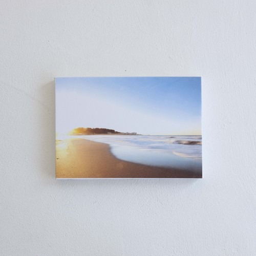 三浦安間 Canvas Print -Yuigahama Sunrise-
