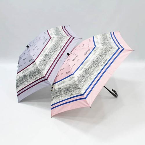 manipuri(マニプリ) 晴雨兼用折り畳み傘 street 2020秋冬物新作[送料無料]
