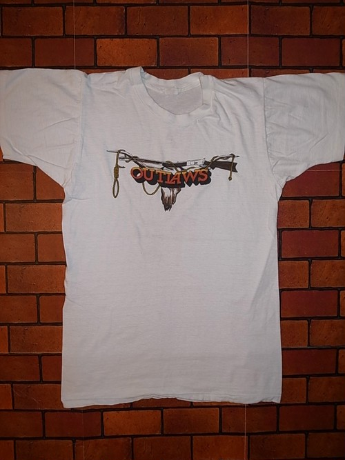OUTLAWS 70'S T-SHIRTS
