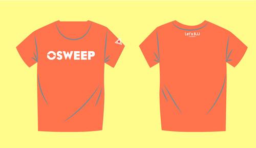 「スイープ」Tシャツ