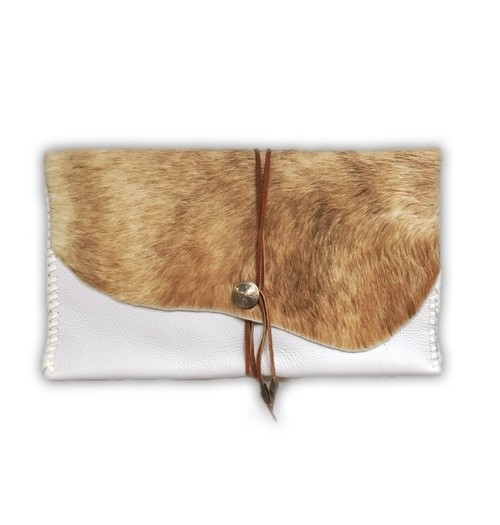 Harako white clutch