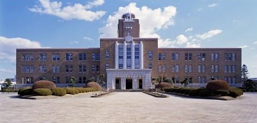 『茨城県三の丸庁舎/旧茨城県庁舎(その2)』(パノラマ)