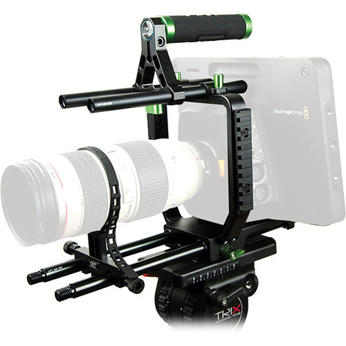 Lanparte社 BMSC-01  BlackMagicスタジオカメラBMSC用リグキット