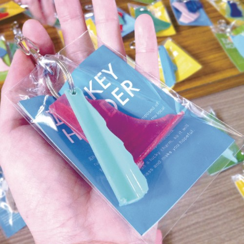 瓦Re:KEY HOLDER