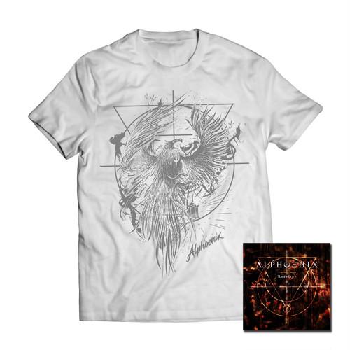 早期予約限定『Redefine』デジタルデータ&白Tシャツ・バンドルパック