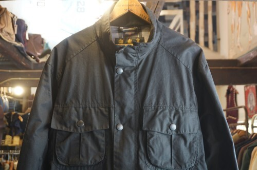 """Barbour waxed cotton Jacket """"NEW UTILITY"""""""
