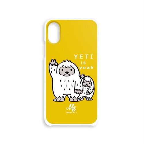 iPhone*ハードケース*CT94 YETI is yeah*8HHCT94