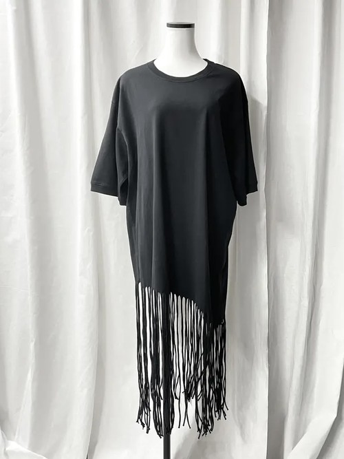 【PROVOKE POP UP STORE】 FRINGE MINI DRESS