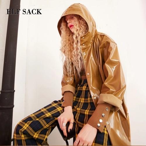 春、夏、秋、冬用 新女性コートカジュアルワイドウエストソリ女性ジャケットターンダウン襟女性の上着のコートファムジャケット