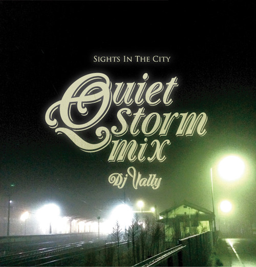 DJ VALLY / Sights In The City - Quiet Storm Mix -