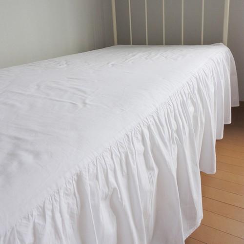 drawers  ベッドスカート SD ホワイト