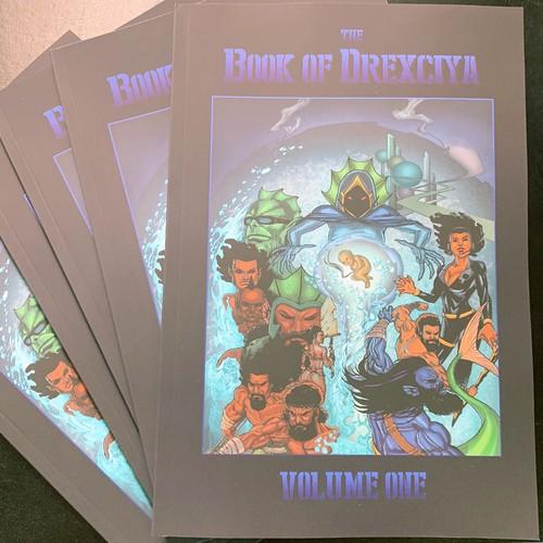 The Book of Drexciya Vol. 1 by Abdul Cadim HAQQ