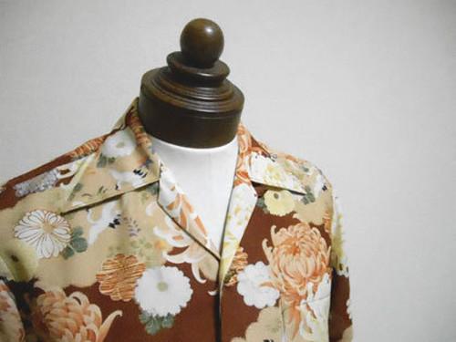 着物アロハシャツ 470/S