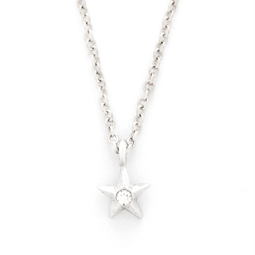 Firststar necklace (Silver)