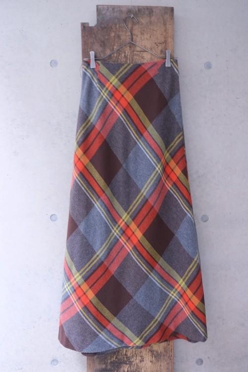 vintage/juuitsu skirt.