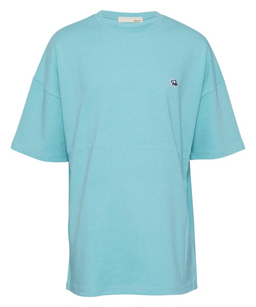 Re: SUMMER COLOR BIG T-shirt[REC310]