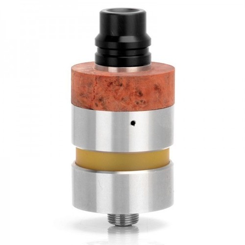 MONAS RTA by XTRA MILE VAPE 【1:1 clone】 STABILIZED WOOD