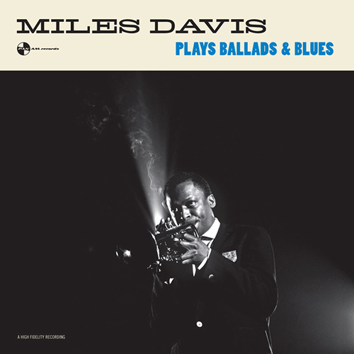 【新品LP】Miles Davis / Plays Ballads & Blues