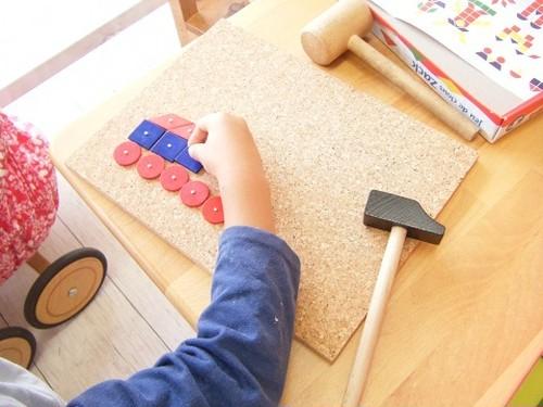 【3歳からのおもちゃ】 ハバ(HABA)社 ザック 脳の発達を助けます!