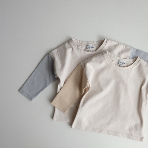 benebene BABY COLOR BLOCK T(12M,18M,24Mサイズ)